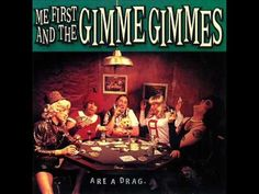 Me First And The Gimme Gimmes - Stepping Out