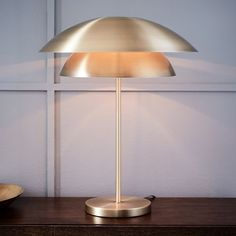 Tiered Shade Table Lamp   west elm