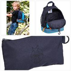Mini Backpack Kinderrucksack Kindergartentasche, Brotdosenfach unten, Shark ocea Mini Backpack, School Supplies, Shark, Backpacks, Bags, Fashion, Clothing Accessories, School Stuff, Handbags