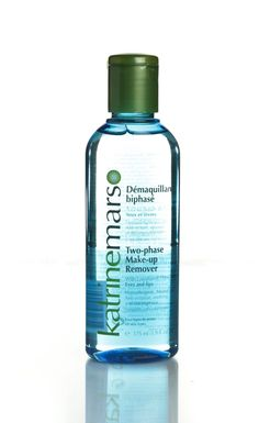 Démaquillant biphasé yeux-lèvres Two-phase make-up remover #freshness #comfort #soothing #anti-irritant #decongesting
