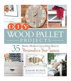 Karah Bunde DIY Wood Pallet Projects Book