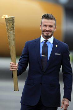 Así ha cambiado el estilo de David Beckham desde los 90