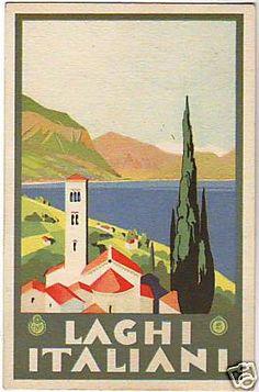 ENIT - Laghi Italiani  #TuscanyAgriturismoGiratola