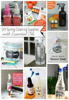 Spring Cleaning round up. Great ways to get your house cleaned!