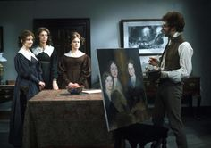 Image from 'The Brontes of Haworth' a BBC production has recently been released on DVD