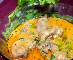 Murgh Chandi Qaliyan Chicken Recipe - A Fusion of Punjabi and Awadhi Indian Cuisine