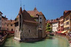 Annecy : 15 lieux à voir dans la Venise savoyarde