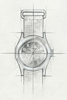 The Military Watch by Timex + Todd Snyder Timex Military Watch, Todd Snyder, Watches, Wristwatches, Clocks