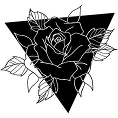 Tattoos Blackwork Rose A Silver Cufflink Can Convey Any Darkish Colored Apparel To Life Of all the n Tattoo Outline, Tatoo Art, Body Art Tattoos, Tattoo Drawings, Sleeve Tattoos, Cool Tattoos, Lion Tattoo, Small Tattoos, Black Tattoo Cover Up