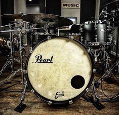 Acoustic Drum Set, Rhythm Method, Drums Artwork, Pearl Drums, Cowbell, Drummer Boy, Snare Drum, Drum Kits, Drummers