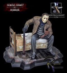 mib sideshow jason voorhees action figure 12 inch friday