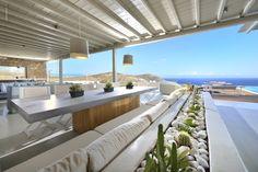 Mykonos Luxury Villas, Mykonos Villa Hayek, Cyclades, Greece