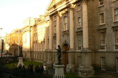 Dublin Tourism - Things to do for Free - Trinity College