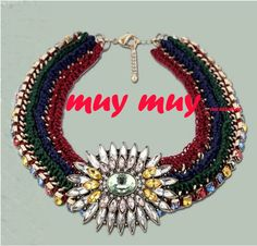ZARA GYPSY PRINCESS NECKLACE MXN300.00