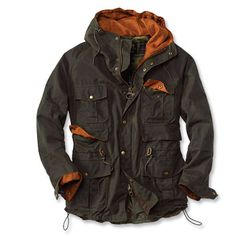 Barbour® Wessex Jacket The perfect autumn coat, you'll love the rugged details of this men's jacket from Barbour.