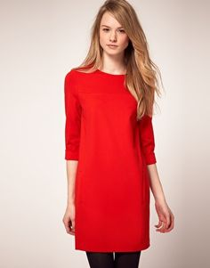 corinna shift dress from whistles, $170.10
