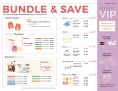 SCENTSY NEW BUNDLE AND SAVES | NEW SCENTSY FALL WINTER 2017 2018 CATALOG SLIDESHOW | Buy Scentsy® Online | Scentsy Warmers and Scents | Incandescent.Scentsy.us