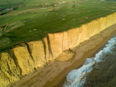 WATCH: Cliff collapse at West Bay | Bridport and Lyme Regis News