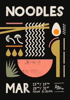 typography effects illustrator * typography effects ; typography effects illustrator ; typography effects photoshop Portfolio Graphic Design, Graphic Design Posters, Graphic Design Typography, Graphic Design Inspiration, Food Typography, Food Graphic Design, Product Design Poster, What Is Graphic Design, Japanese Typography