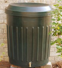 80 Gallon Rain Barrel