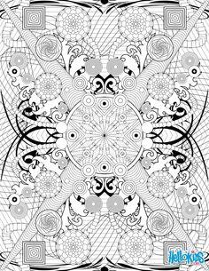 Rosetas e padrões tribais