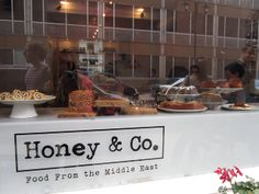 Honey and Co. Warren Street London picture by sugarsugar_vi, via Flickr