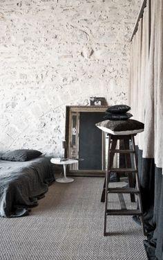 i n t e r i o r s : #brickwall #interiordesign #inspiration