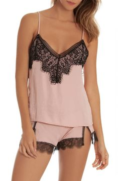 24fa2e174e9 Your Eyes Short Pajamas, BLUSH #nordstrom afflink Pajama Shorts, Pyjama,  Women Lingerie