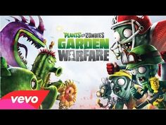 Garden Warfare pl Plants Vs. Zombie 60 fps HD