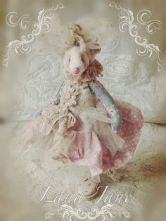 Where nostalgia and romance meet ...: A bell of lace ...