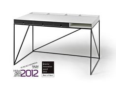WRITING TABLE DESIGNED BY CHRISTOPHE MARCHAND – 2012
