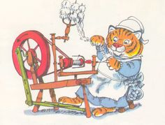 Richard Scarry: an Appreciation » Ben Towle: Cartoonist, Educator ...