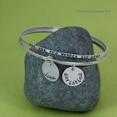 Christina Guenther Personalized Hand Stamped Jewelry