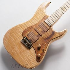 """Suhr Guitars The 2015 Collection """"Design Inspired By Nature"""" Flame Maple Standard #27221"""