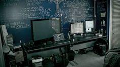The Chalkboard Workspace