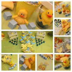 Duck Baby Shower