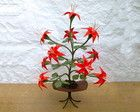 Arranjo floral Flores Vermelhas