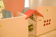 Kids Cafe Piccolo:  Branding, identity, print, web, interiors project