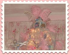 Marie Antoinette Christmas Decor 2010