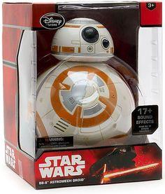Disney Star Wars BB 8 Astromech Droid: