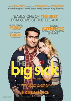 Launch of The Big Sick movie. Hd Streaming, Streaming Movies, Hd Movies, Movies Online, Movies And Tv Shows, Cloud Movies, Movies Free, Sick Movie, Love Movie