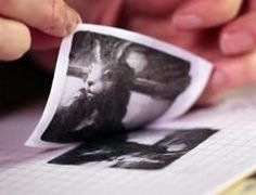 How to Iron on Wax Paper Prints | Crafts - Creativebug