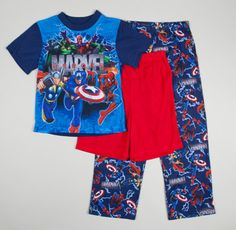 PJ sets starting at only $11.95 SHIPPED.  #TheAvengersEvent