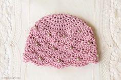 Vintage+Pearl+Baby+Hat+Free+Crochet+Pattern+1.jpg (1600×1066)