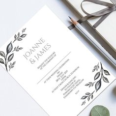 Another look at the design ✨ Have a lovely the weekend is en route! Stationery Design, Invite, Thursday, Print Design, Place Cards, Wedding Invitations, Place Card Holders, Boutique, Instagram
