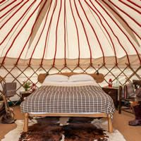 Shepherd's huts, Yurts, Tipis and more