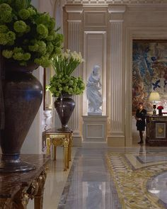 My Perfect Honey Moon: Stay at Four Seasons Hotel George V Paris