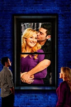 Adam Kantor and Betsy Woolfe star in the current off-Broadway revival of Jason Robert Browns The Last Five Years.
