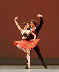 Maria Kochetkova- Ballet, балет, Ballerina, Балерина, Dancer, Danse, Танцуйте, Dancing, Russian Ballet