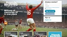 Friends Reunited relaunches site with 'nostalgia' focus
